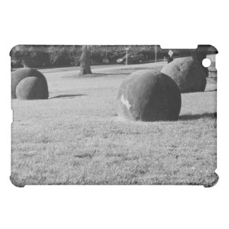 Natural Round Boulders iPad Mini Covers