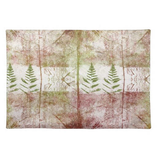 Natural Rustic Grunge Placemats