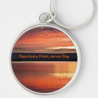 Natural Sanctuary Keychain