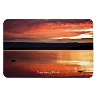 Natural Sanctuary Rectangular Photo Magnet
