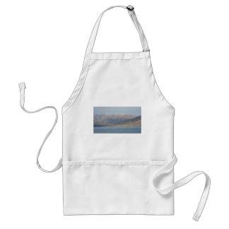 Natural scene adult apron
