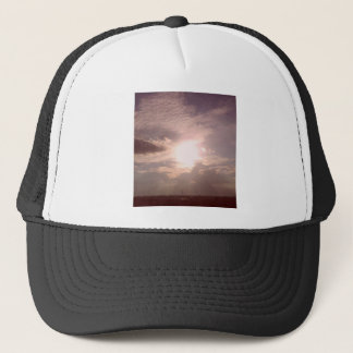 Natural Sky in afternoon Trucker Hat