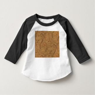 Natural Smoke Cork Bark Wood Grain Look T-Shirt