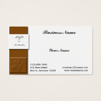 Natural Spice  Business Card