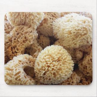 Natural Sponges Mousepad