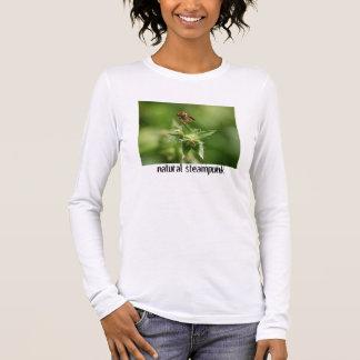 Natural Steampunk Long Sleeve T-Shirt