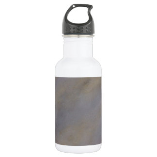 Natural Stone aged by the Sun, wind and rain. Water Bottle