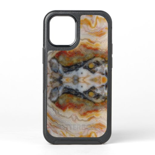 Natural Stone, Authentic Colors & Design OtterBox Symmetry iPhone 12 Mini Case