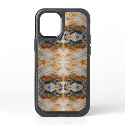 Natural Stone, Authentic Colors & Design OtterBox Symmetry iPhone 12 Mini Case