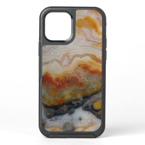 Natural Stone, Authentic Colors & Design OtterBox Symmetry iPhone 12 Case