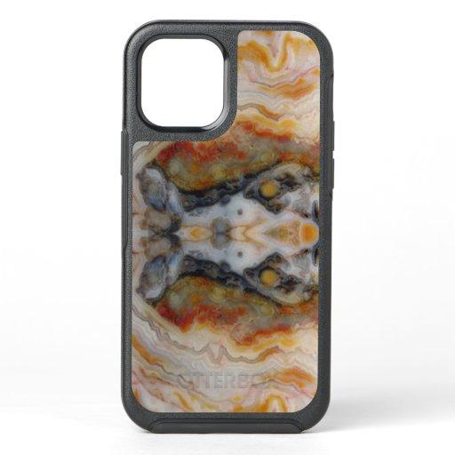 Natural Stone, Authentic Colors & Design OtterBox Symmetry iPhone 12 Pro Case