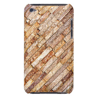 Natural Stone Marble Brick Look iPod Touch Case-Mate Case