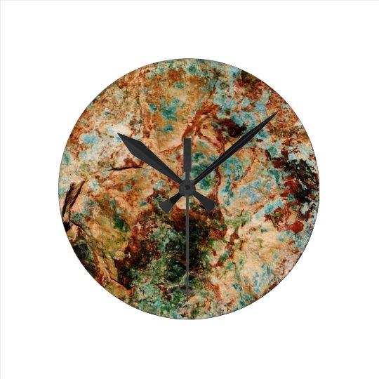 Natural Stone Wall Clock