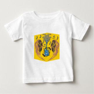 Natural Stuffed Dragons Baby T-Shirt