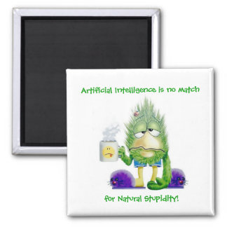 Natural Stupidity Magnets