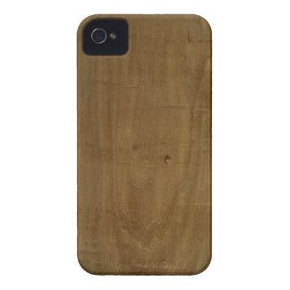 Natural swirl light wood iPhone 4 4S case skin