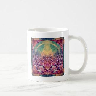 Natural Synthesis - Ecstatic Geometry Coffee Mug