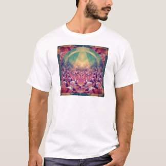 Natural Synthesis - Ecstatic Geometry T-Shirt