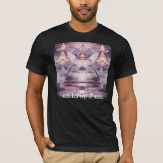 Natural Synthesis - Temple of Light T-Shirt