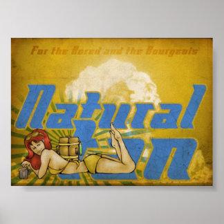 Natural Tan Posters
