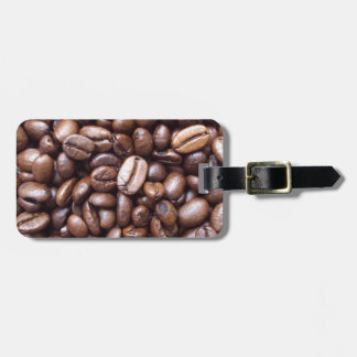 Natural Textures - Coffee bean Tag For Luggage