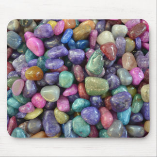 Natural textures - Semiprecious stones Mouse Pad