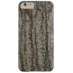 Natural Tree Bark Camo Rustic iPhone 6 Plus Case