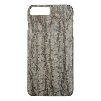 Natural Tree Bark Camo Rustic iPhone 7 Plus Case