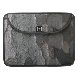 Natural Tree Bark Texture Sleeve For MacBook Pro