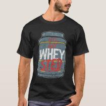 Natural Vegan Bodybuilding Gift I Funny Gainz Body T-Shirt