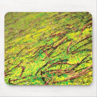 Natural vivid colors mouse pad