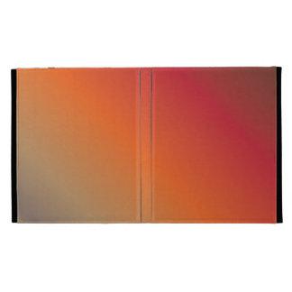Natural Warmth iPad Folio Cases