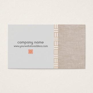 Natural Way Business Card