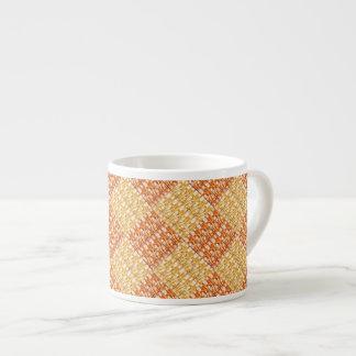 Natural Weave 6 Oz Ceramic Espresso Cup