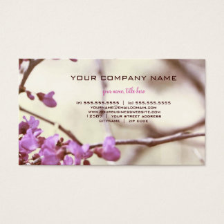 Natural Web Business Card