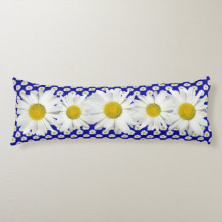 Natural White Daisy Chain Body Pillow
