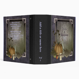 """Natural Witch Book of Shadows 2"""" Avery Binder"""