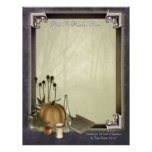 Natural Witch Writing Paper Letterhead