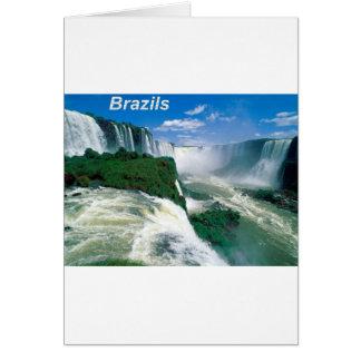 Natural  Wonder  of Iguassu  Angie Card