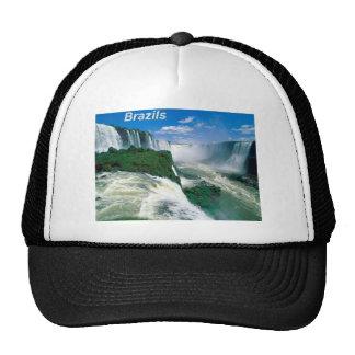 Natural  Wonder  of Iguassu  Angie Trucker Hat