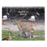 Natural Wonders of Australia Calendar