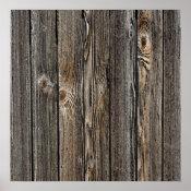 Natural wood background texture. poster (<em>$18.75</em>)