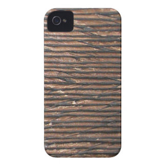 Natural wood look iphone4s iPhone 4 case