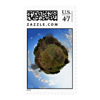 Natural World in Minature postage