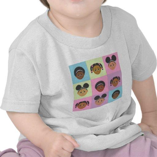 Natural yo niños por los diseños de MDillon Camisetas