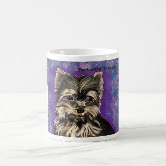 Natural Yorkie mug