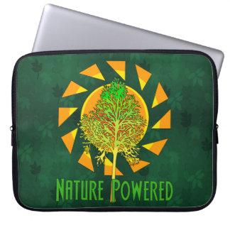 Naturaleza accionada fundas portátiles