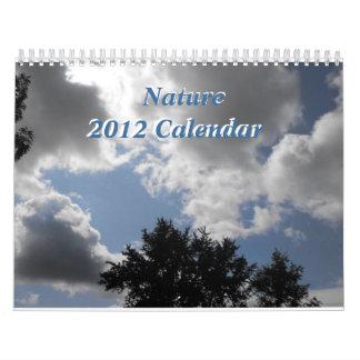 Naturaleza Calendario