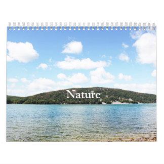 Naturaleza Calendarios