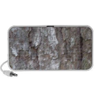 Naturaleza de madera natural del camuflaje de Camo iPod Altavoz